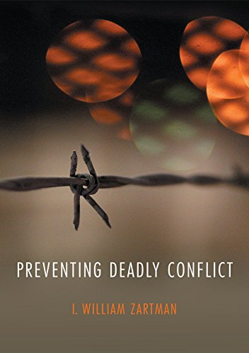 9780745686912: Preventing Deadly Conflict (War and Conflict in the Modern World)
