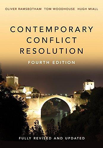 9780745687216: Contemporary Conflict Resolution