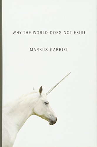 9780745687568: Why the World Does Not Exist