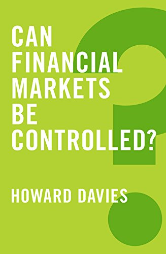 9780745688312: Can Financial Markets Be Controlled?