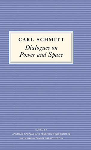 9780745688688: Dialogues on Power and Space