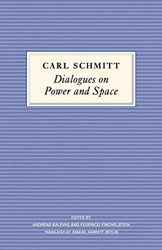 9780745688695: Dialogues on Power and Space