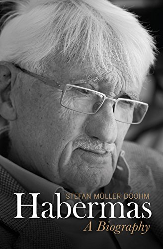 Habermas - a Biography (Hardcover): Stefan Muller-Doohm