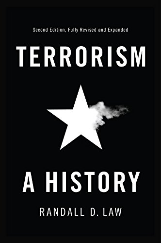 9780745690896: Terrorism: A History (Themes in History)