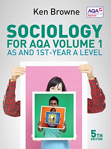 9780745691305: Sociology for AQA Volume 1: AS and 1st-Year A Level