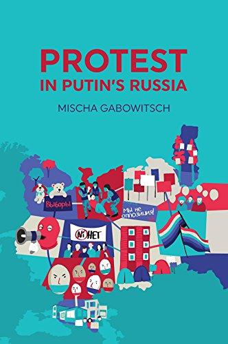 9780745696263: Protest in Putin's Russia