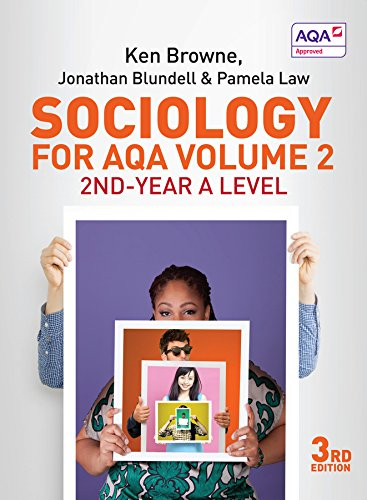 9780745696942: Sociology for AQA Volume 2: 2nd-Year A Level