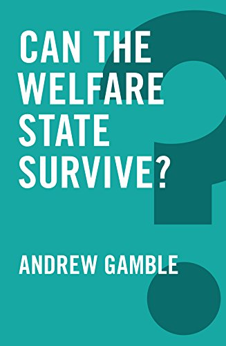 9780745698731: Can the Welfare State Survive? (Global Futures)