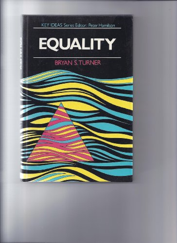 9780745800394: Equality (Key ideas)