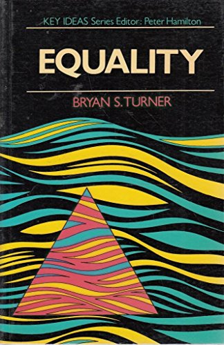 9780745800400: Equality (Key Ideas)