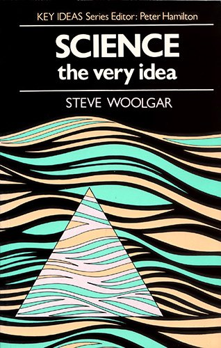 9780745800424: Science, the Very Idea (Key Ideas)
