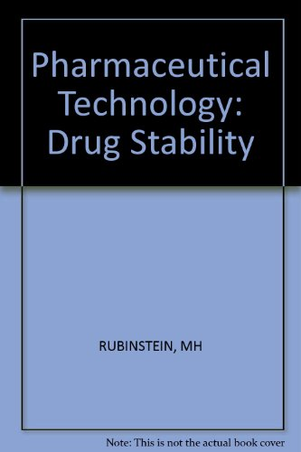 9780745803449: Pharmaceutical Technology: Drug Stability (Ellis Horwood books in biological sciences)