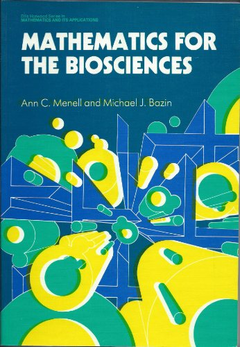 9780745804927: Menell: Mathematics for the Biosciences (Paper)