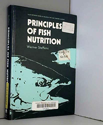 9780745805559: Principles of Fish Nutrition