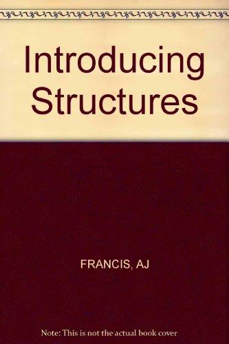 9780745807591: Introducing Structures (Ellis Horwood series in civil engineering)