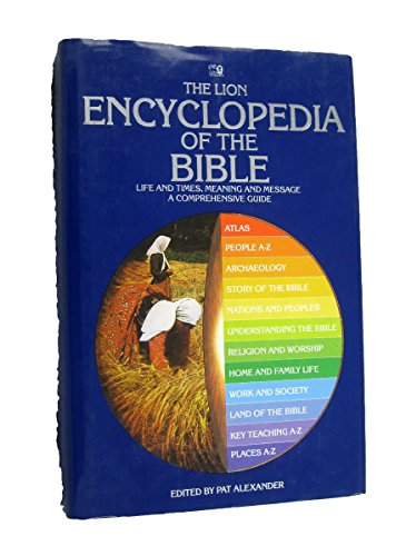 9780745911137: The Lion Encyclopedia of the Bible