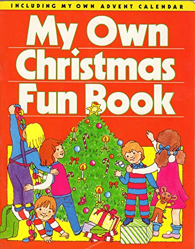 My Own Christmas Fun Book: Vesey, Susan