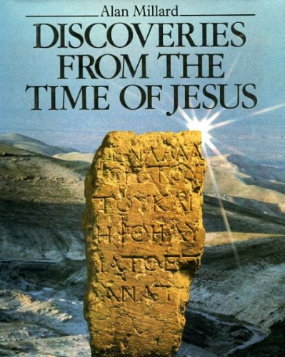 9780745912073: Discoveries from the Time of Jesus