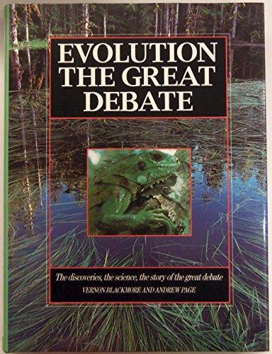 9780745912080: Evolution: The Great Debate