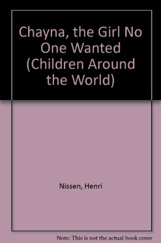 9780745912561: Chayna, the Girl No One Wanted