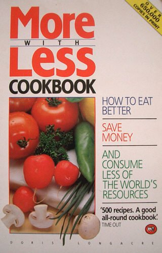 9780745912622: More-with-less Cook Book (A Lion paperback)