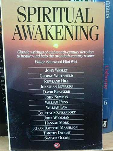 Spiritual Awakening (0745913083) by Sherwood Eliot Wirt