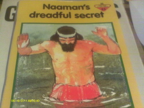 9780745917689: Naaman's Dreadful Secret (The Lion story bible)