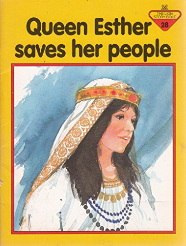 9780745917733: Queen Esther Saves Her People (The Lion story bible)