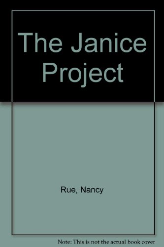 9780745918174: The Janice Project