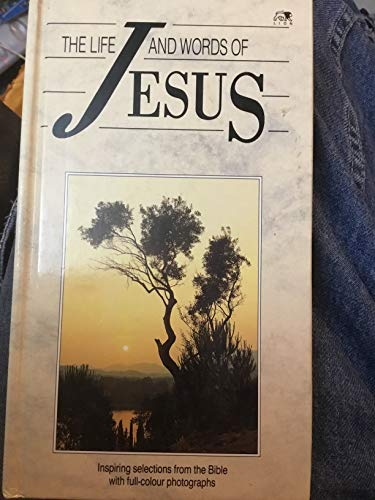 9780745918686: The Life and Words of Jesus