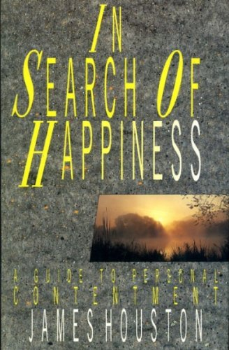 In Search of Happiness (0745919073) by Houston, J. M.