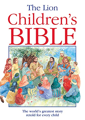 9780745919393: The Lion Children's Bible