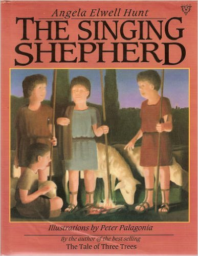 The Singing Shepherd (0745922244) by Angela Elwell Hunt