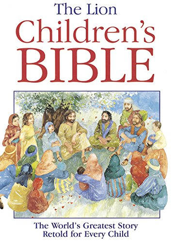 9780745922362: The Lion Childrens Bible
