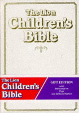 9780745922379: The Lion Children's Bible: Gift Edition