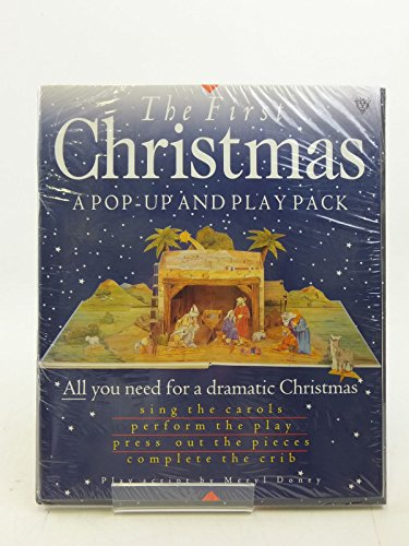 9780745925196: The First Christmas: A Pop-up and Play Pop-up Nativity Model