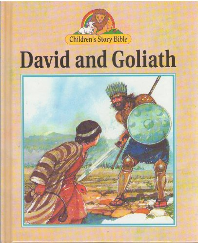 9780745926063: David and Goliath (Children's Story Bible)