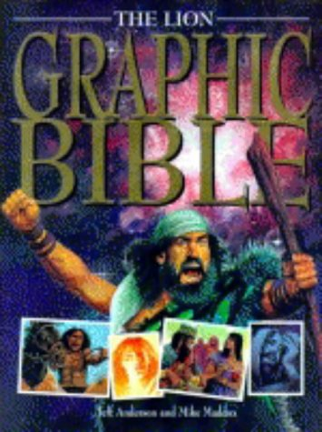 9780745927084: The Lion Graphic Bible
