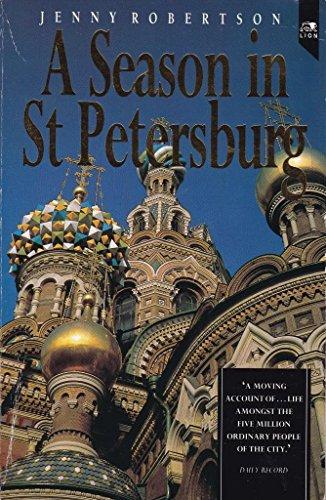 9780745930473: A Season in St. Petersburg