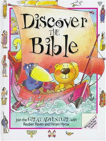 Discover the Bible with Hiram the Hyrax: Rock, Lois