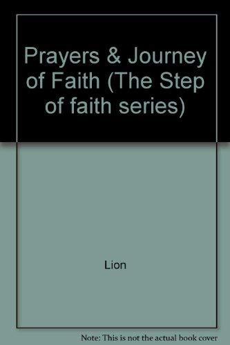 """9780745933580: Prayers & Journey of Faith (The """"Step of faith"""" series)"""