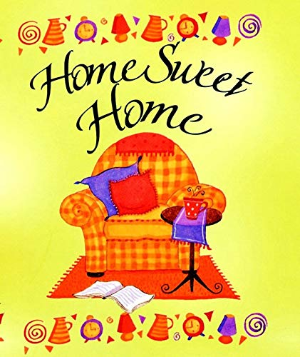 Home Sweet Home (Home Minibooks) 9780745942063 This minibook provides reflections and quotes about what really makes a home a  home.  The book is aimed at those moving into a new apartment or house, and anyone who loves home life.