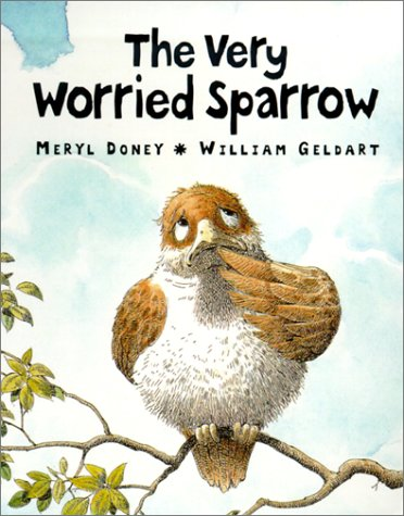9780745944371: The Very Worried Sparrow