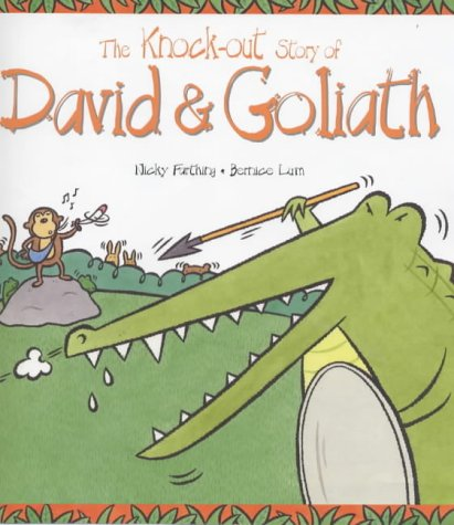 the foil in the story of david and goliath in the bible
