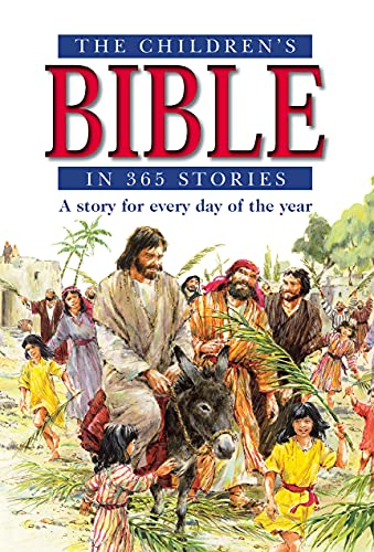 9780745945965: The Children's Bible in 365 Stories