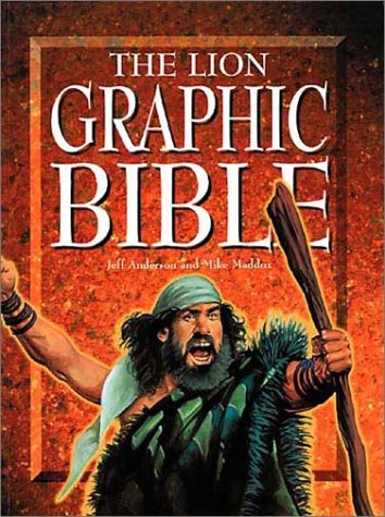 9780745945989: The Lion Graphic Bible