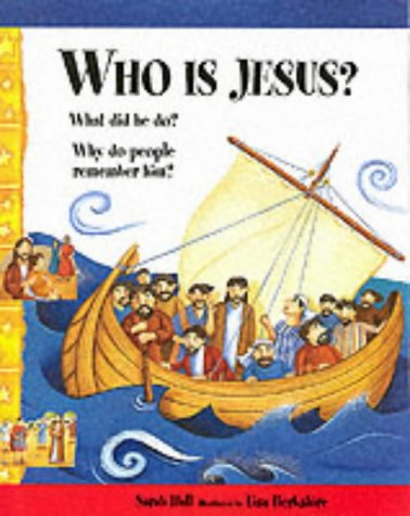 9780745946641: Who Is Jesus?: What Did He Do? Why Do People Remember Him?