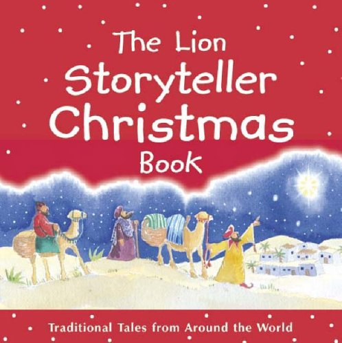9780745946849: The Lion Storyteller Christmas Book