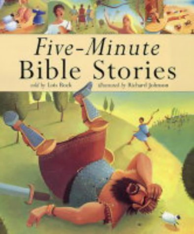 9780745947570: The Lion Book of Five-Minute Bible Stories