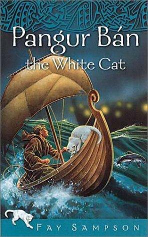 9780745947631: Pangur Ban the White Cat (Pangur Ban Celtic Fantasies Series)